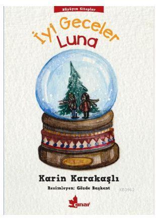 İyi Geceler Luna; Büyüyen Kitaplar Dizisi 2