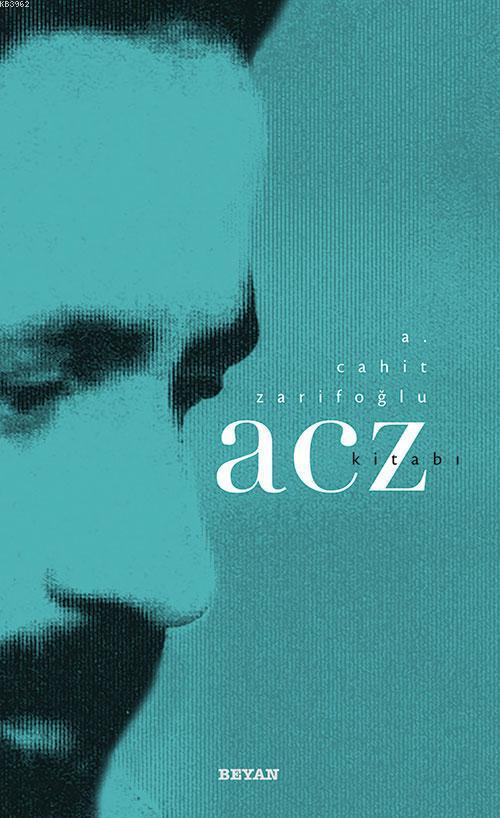 A. Cahit Zarifoğlu Kitabı / ACZ