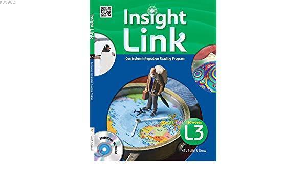 Insight Link 5 with Workbook (CD'li)