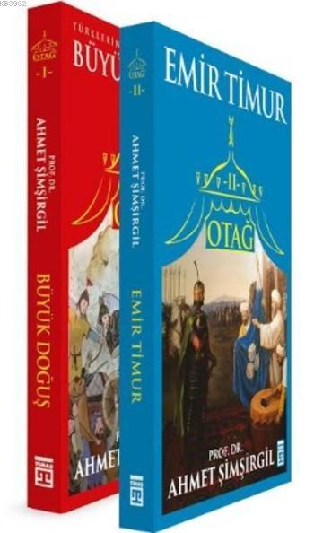 Ahmet Şimşirgil Otağ Seti (2 Kitap)