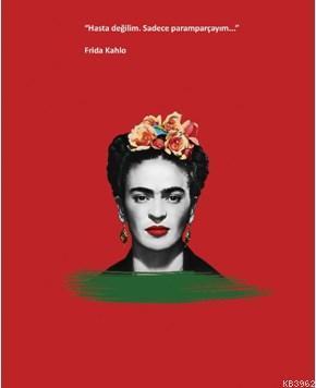 Frida Kahlo Ciltli Defter;