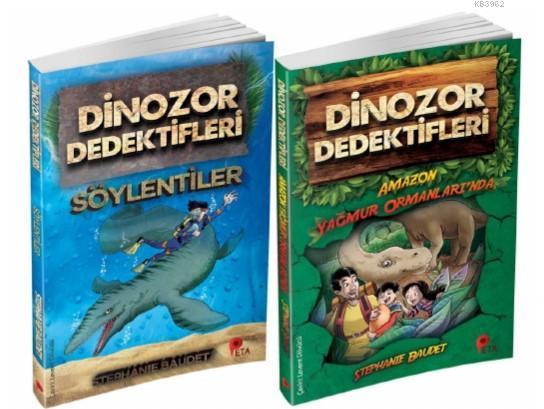 Dinozor Dedektifleri 2 Kitap Set