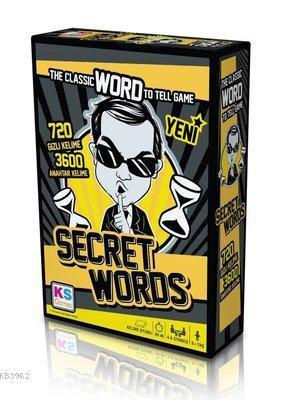 KS Games T 131 Secret Words