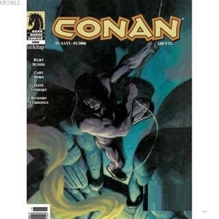 Conan Sayı: 19 Tapınaktaki Şey