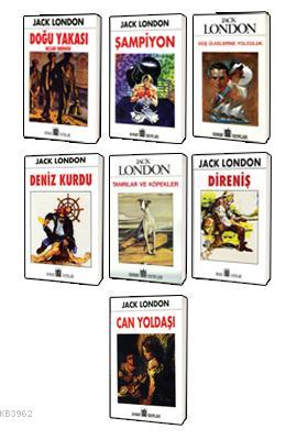 Jack London Klasikleri 7 Kitap Set 1
