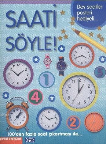 Saati Söyle!; Poster Hediyeli
