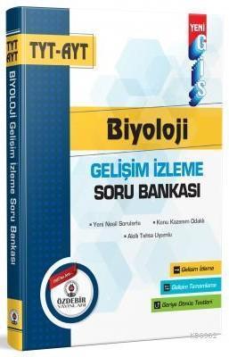 Özdebir TYT AYT Biyoloji Gis Soru Bankası