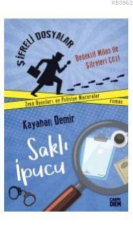 Saklı İpucu - Şifreli Dosyalar; Dedektif Milas ile Şifreleri Çöz!