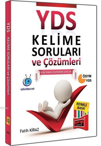 YDS Kelime Soruları ve Çözümleri