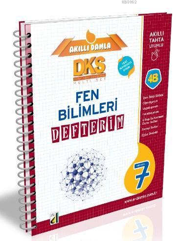 DKS 4B T.C. Fen Bilimleri Defterim - 7. Sınıf