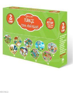 2. Sınıf Kerem ile Zehra Türkçe Tema Hikayeleri 10 Kitap Takım