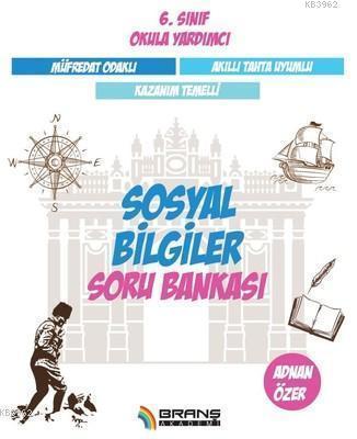 6 .Sınıf Sosyal Bilgiler Soru Bankası