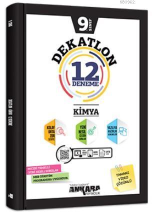 9. Sınıf Dekatlon Kimya 12 Deneme