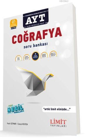 Limit Yayınları AYT Coğrafya Soru Bankası Limit