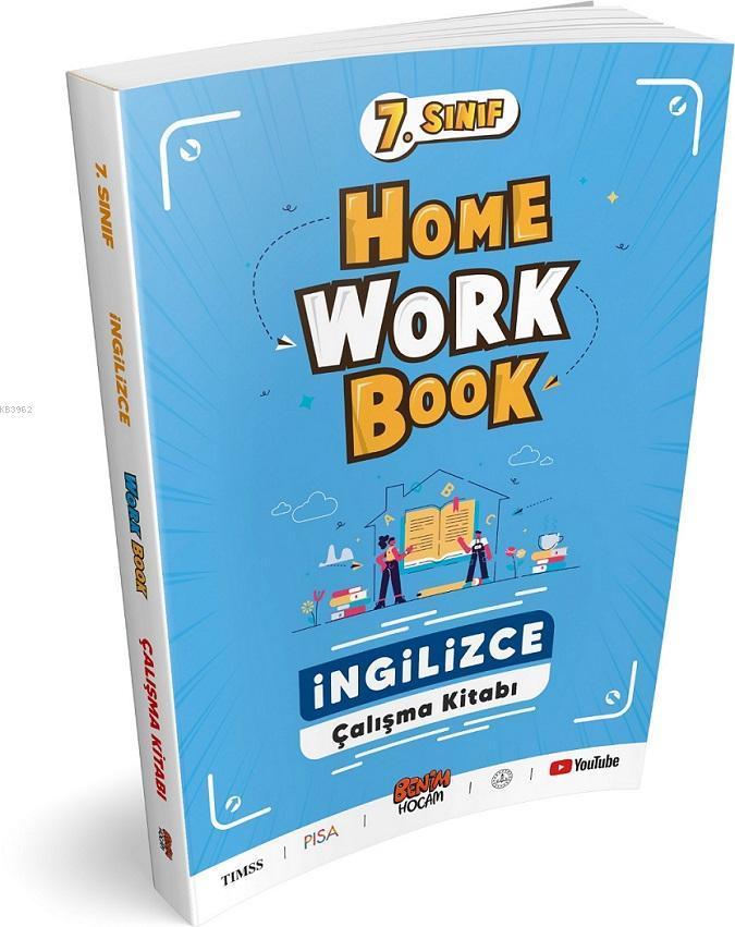 7.Sınıf Home Work Book Benim Hocam Yayıncılık