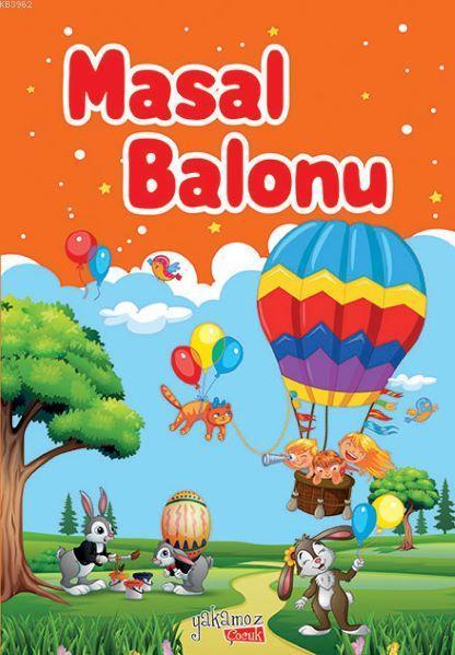Masal Balonu (Ciltli)