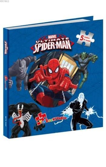 Marvel Ultimate Spider-Man: İlk Yapboz Kitabım (Ciltli)