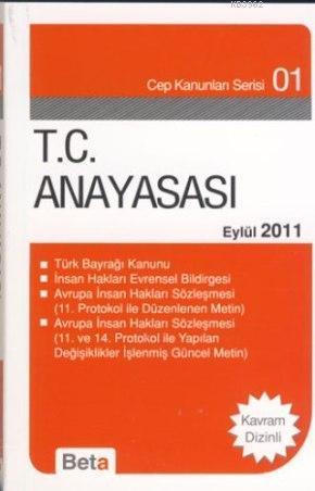 T.C.Anayasası Eylül 2011