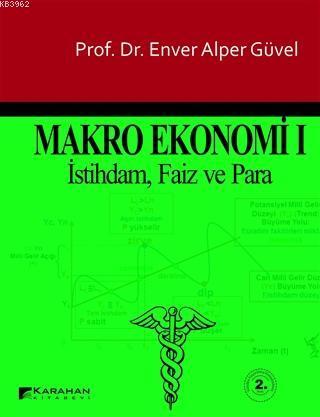 Makro Ekonomi 1 İstihdam, Faiz ve Para