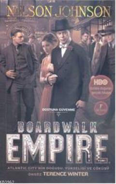 Boardwalk Empire; Rıhtım İmparatorluğu