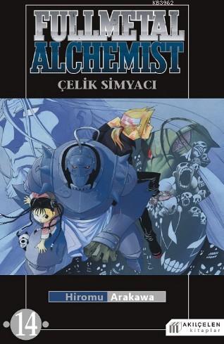 Fulmetal Alchemist - Çelik Simyacı 14.Cilt