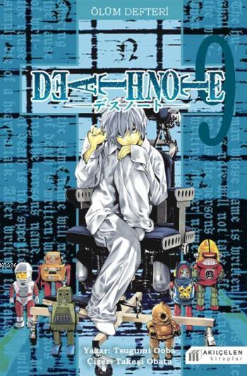 Death Note 9; Ölüm Defteri Cilt 9