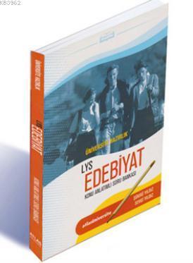 LYS Edebiyat Özet Konu Anlatımlı Cep Kitabı; LYS Hazırlık ve 9-10-11. Sınıf Okula Yardımcı