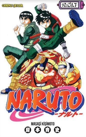 Naruto 10. Cilt - Mükemmel Ninja