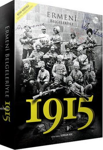 Ermeni Belgeleriyle 1915; General Harbord Raporu Kitap