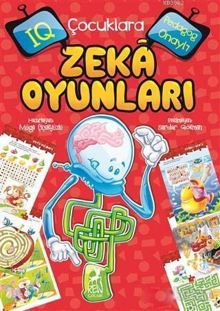 Çocuklara Zeka Oyunları; Pedagog Onaylı