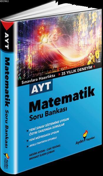 Aydın Yayınları AYT Matematik Soru Bankası Aydın