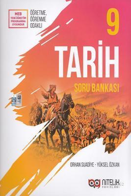 Nitelik Yayınları 9. Sınıf Tarih Soru Bankası Nitelik