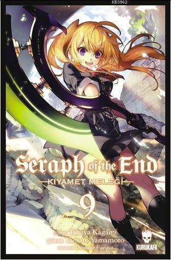 Seraph of the End Kıyamet Meleği 9
