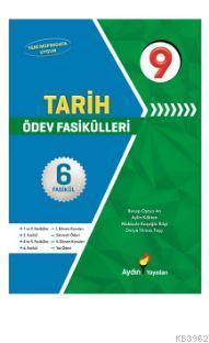Aydın Yayınları 9. Sınıf Tarih Ödev Fasikülleri Aydın