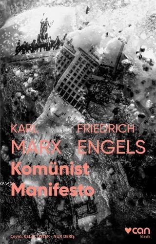 Komünist Manifestosu (Fotoğraflı Klasikler)
