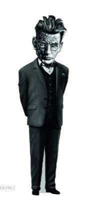 Samuel Beckett Karikatür Ayraç