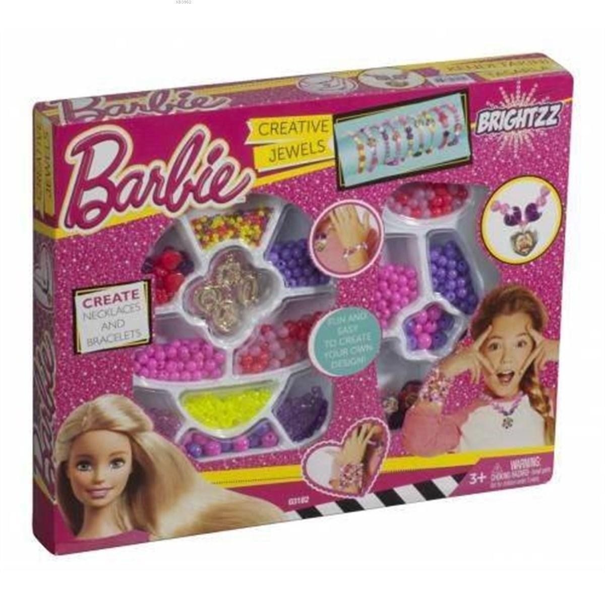 Barbie 03182 Takı Seti İkili