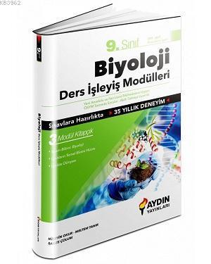 Aydın 9.Sınıf Biyoloji Ders İşleyiş Modülleri