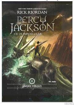 Şimşek Hırsızı Hc - Percy Jackson 1