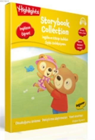 Storybook Collection - Beginner (5 Kitap Takım); İngilizce Kitap Kulübü Öykü Koleksiyonu