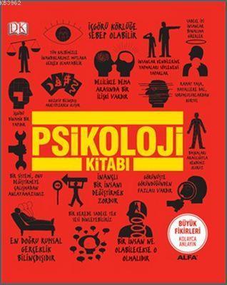 Psikoloji Kitabı (Ciltli)