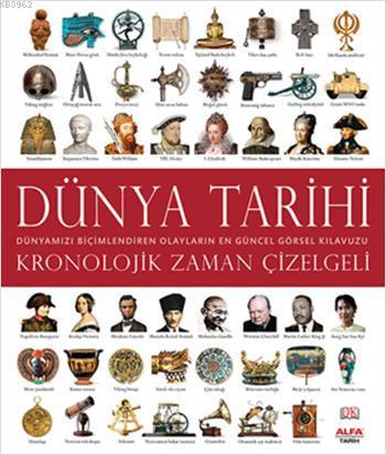 Dünya Tarihi (Ciltli); Kronolojik Zaman Çizelgeli