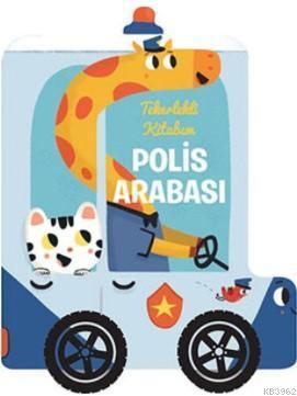 Tekerlekli Kitabım Polis Arabası