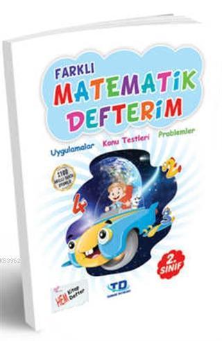 2. Sınıf Farklı Matematik Defterim