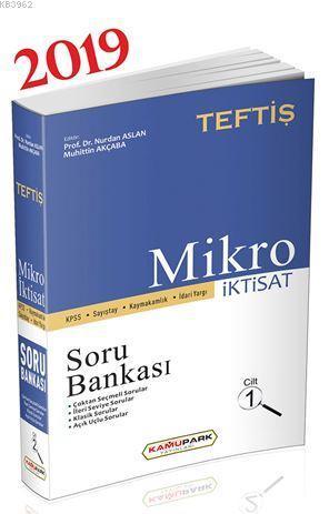 TEFTİŞ KPSS - Mikro İktisat Cilt: 1 - Soru Bankası