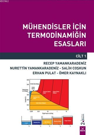 Mühendisler İçin Termodinamiğin Esasları (Cilt 1)