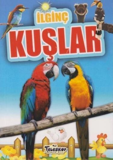 İlginç Kuşlar