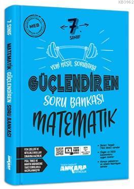 7 Sınıf Güçlendiren Matematik Soru Bankası