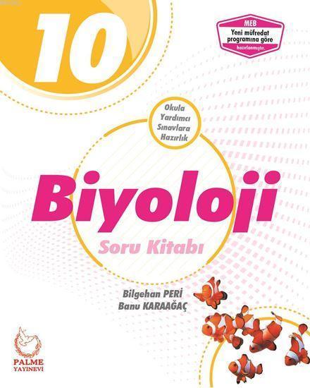 10. Sınıf Biyoloji Soru Kitabı YENİ