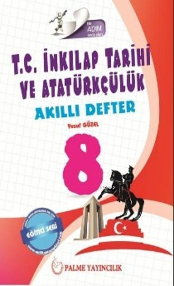 8.SInıf T.C. İnkılap Tarihi ve Atatürkçülük Akıllı Defter